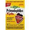 Nature's Way, Primadophilus, для детей, со вкусом вишни, 3млрд КОЕ, 30жевательных таблеток