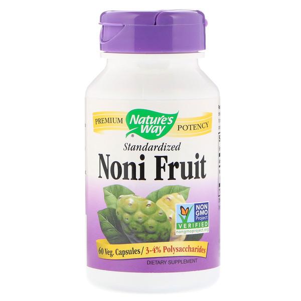 Noni Fruit, 60 капсул в растительной оболочке