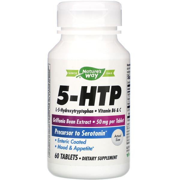 5-HTP, 60 таблеток