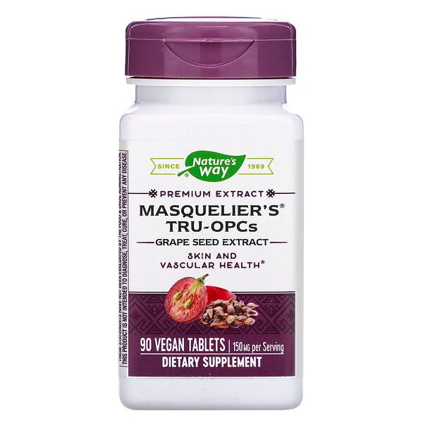 Nature's Way, Masquelier's Tru-OPCs, 90 таблеток