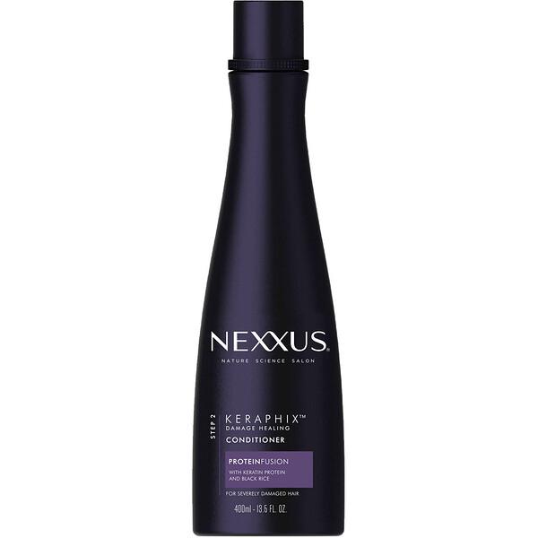 Nexxus, Keraphix, кондиционер для восстановления поврежденных волос, 400мл (13,5жидк.унции)