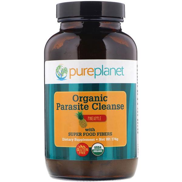 Pure Planet, Органическое средство для борьбы с паразитами, 174 г