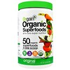 """Orgain, Органические суперпродукты, суперпитание """"все в одном"""", оригинальный вкус, 0,62 фунта (280 г)"""