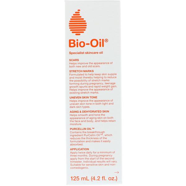 Bio-Oil, Масло для кожи Specialist Skincare Oil, 125 мл (Discontinued Item)