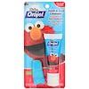 Orajel, Elmo Очищающее средство для зубов и десен, Фруктовое удовольствие, 3-24 месяца, 1 унц.(28,3 г)