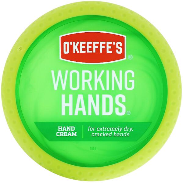 Working Hands, крем для рук, 96 г (3,4 унции)