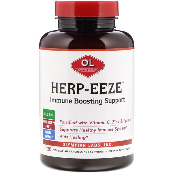 Herp-Eeze, 120 капсул