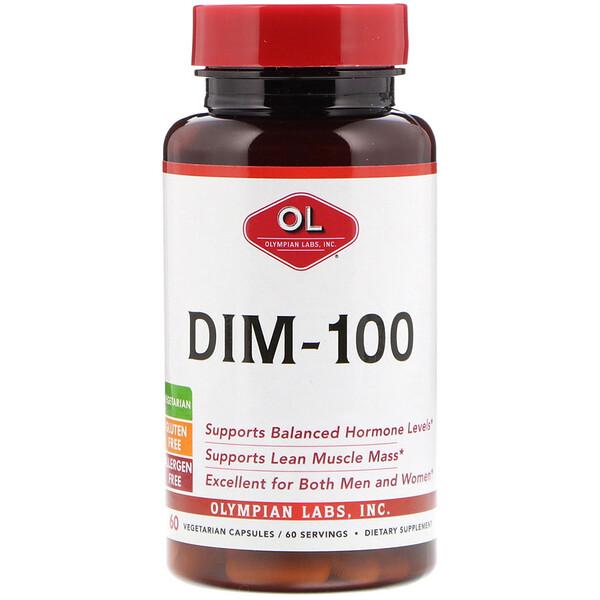 DIM-100, 60 вегетарианских капсул
