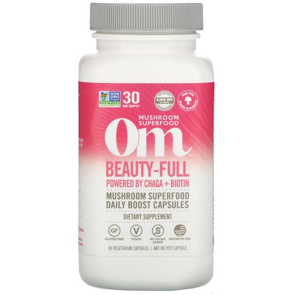 Beauty-Full, 667 mg, 90 Vegetarian Capsules