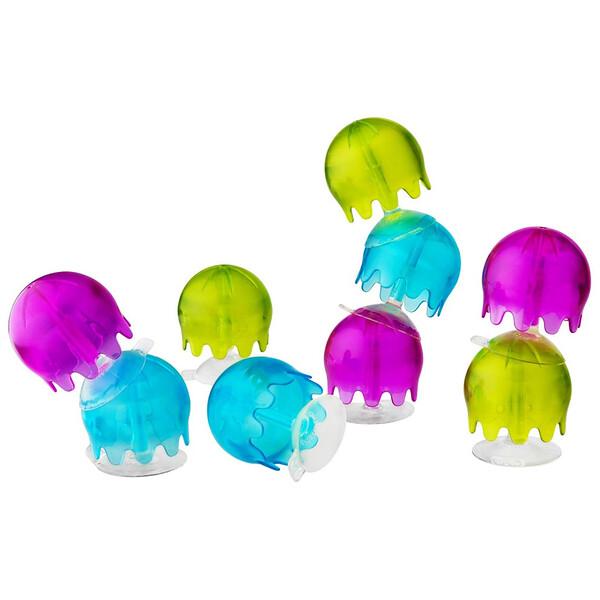 Jellies, Suction Cup Bath Toys, 9 Suction Cup Bath Toys, 12+ Months