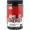 Optimum Nutrition, Essential Amin.O. Energy, Fruit смесь фруктов, 270 г (9,5 унции)