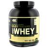 Optimum Nutrition, Gold Standard 100% Whey, с натуральным ароматизатором со вкусом ванили, 2,18 кг (4,8 фунта)