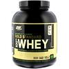 Optimum Nutrition, Gold Standard 100% Whey, с натуральным ароматизатором со вкусом шоколада, 2,18 кг (4,8 фунта)