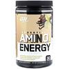 Optimum Nutrition, Essential Amino Energy, холодный кофе с ванилью, 10,6 унций (300 г)