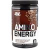 Optimum Nutrition, Essential Amino Energy, Iced Mocha Каппучино Flavor, 10,6 унций (300 г)
