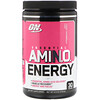 Optimum Nutrition, Essential Amino Energy, Juicy Strawberry Burst, 9.5 oz (270 g)