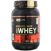 Optimum Nutrition, Gold Standard 100% Whey, Strawberries & Cream, 1.98 lb (899 g)