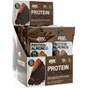 Optimum Nutrition, Белки из миндальных орехов, трюфель из темного шоколада, 12 пакетиков по 1,5 унции (43 г).