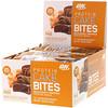 Optimum Nutrition, Протеиновые кексики, шоколад с арахисовой пастой, 12батончиков по 63г (2,22унции)