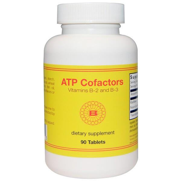 Кофакторы АТФ, 90 таблеток