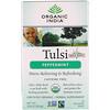 Organic India, Чай с тулси и перечной мятой, без кофеина, 18 пакетиков, 30,6 г (1,08 унции)