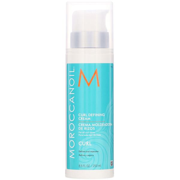 Moroccanoil, Curl Defining Cream, 8.5 fl oz (250 ml) (Discontinued Item)