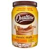 Ovaltine, Классический солодовый напиток, без кофеина, 12 унций (340 г)