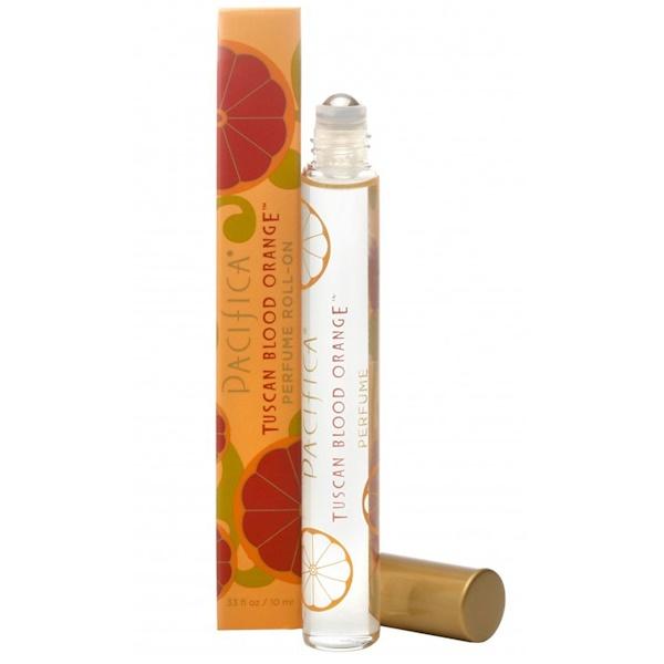 Pacifica, Шариковые духи, с тосканским апельсином-корольком, 0.33 жидких унции (10 мл) (Discontinued Item)