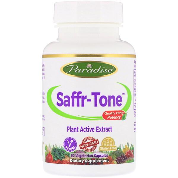 Saffr-Tone, 60 Vegetarian Capsules