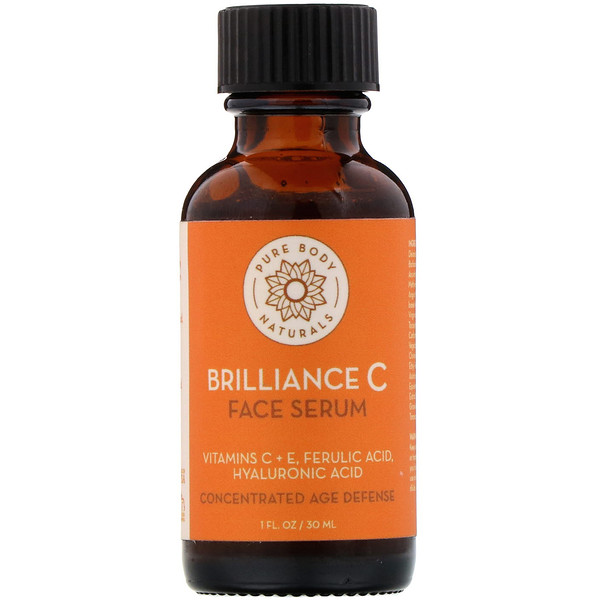 Сыворотка для кожи лица Brilliance C, 1 ж. унц. (30 мл)