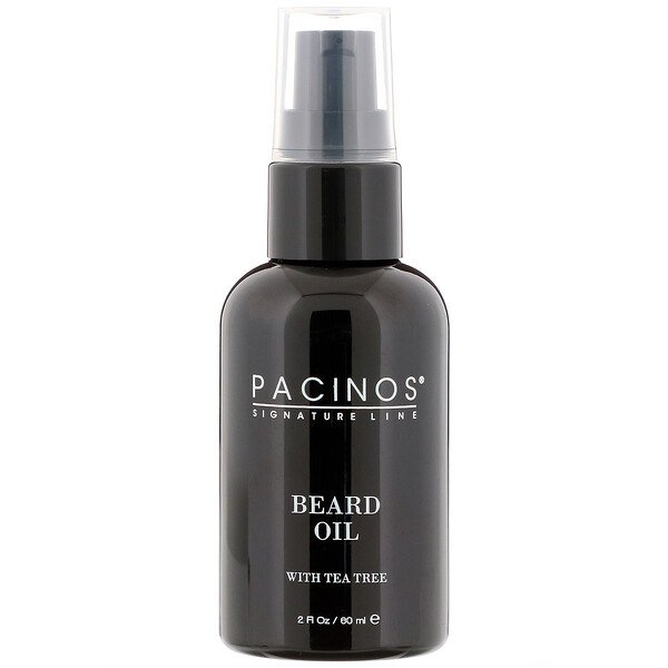 Beard Oil, 2 fl oz (60 ml)