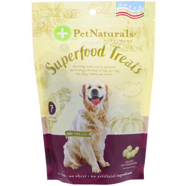 Лакомство для собак из чудо-пищи, рецепт с арахисовым маслом, более 100 лакомств, 8,5 унц. (240 г)