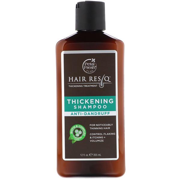 Pure, лечебный шампунь для восстановления волос, против перхоти, 355мл (12жидк.унций)