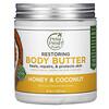 Petal Fresh, Pure, Восстанавливающее масло для тела, с медом и кокосовым маслом, 8 унций (237 мл)