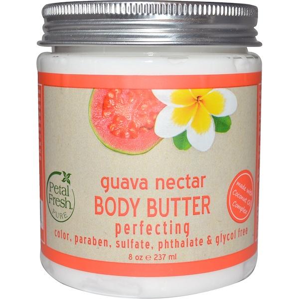Pure, Масло для тела, совершенствующее, нектар гуавы, 8 унций (237 мл)