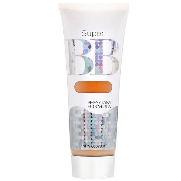 Super BB, All-in-1 Beauty Balm Cream, SPF 30, Light/Medium, 1.2 fl oz (35 ml)