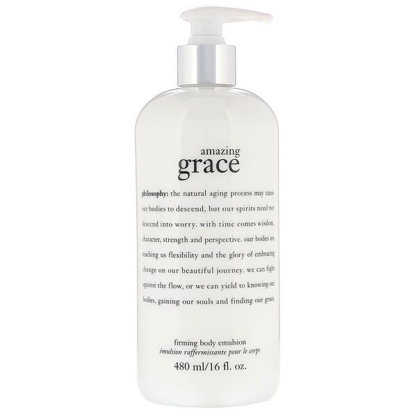 Amazing Grace, укрепляющая эмульсия для тела, 480 мл