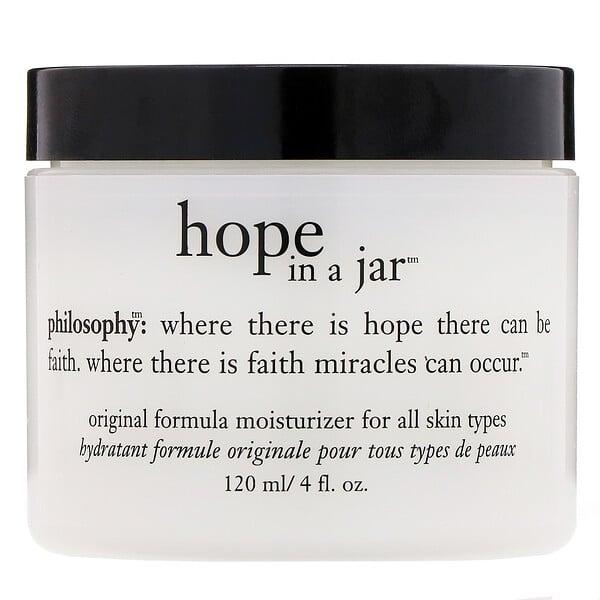 Hope in a Jar, увлажняющее средство с оригинальной формулой, 120мл
