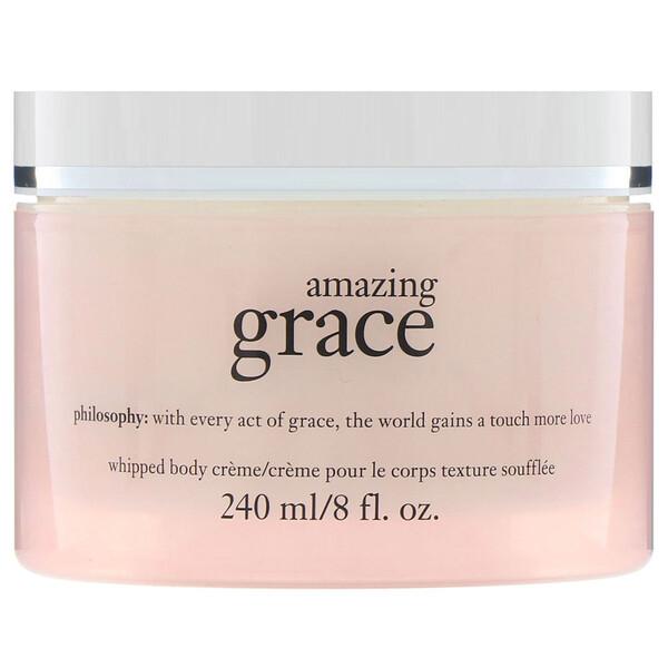 Крем-мусс для тела Amazing Grace, 240 мл