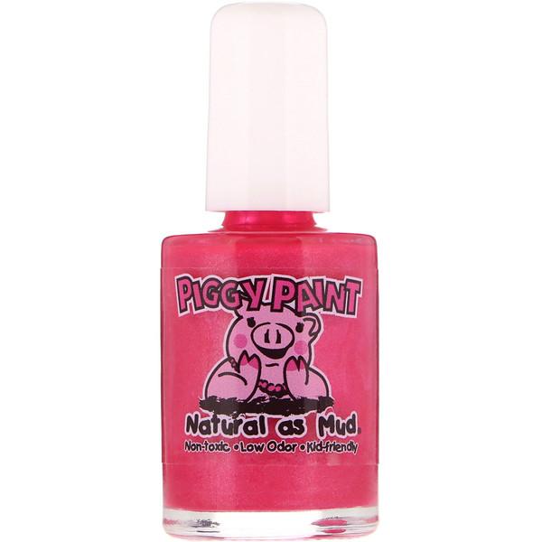 Piggy Paint, Лак для ногтей, Forever Fancy, 0,5 жидкой унции (15 мл) (Discontinued Item)