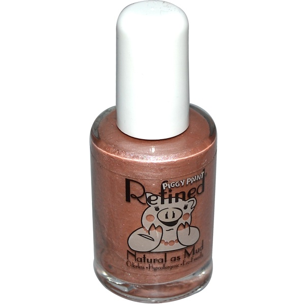 Piggy Paint, Refined, Nail Polish, In the Flesh, 0.5 fl oz (15 ml) (Discontinued Item)
