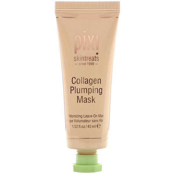 Pixi Beauty, Skintreats, подтягивающая коллагеновая маска, 45мл