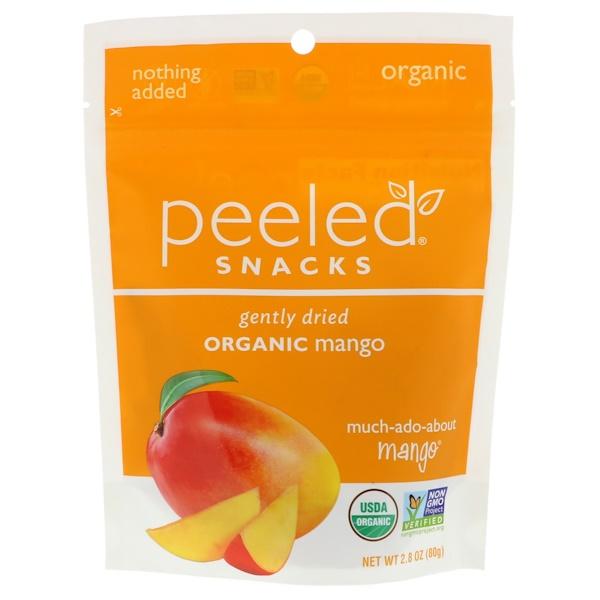 Gently Dried Organic Mango, 2.8 oz (80 g)