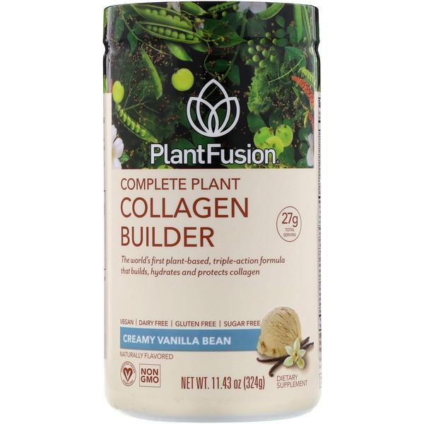 Комплексная добавка с растительным коллагеном, со вкусом ванили, 324г