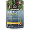 PlantFusion, Fast Fats, освежающая добавка, для людей, соблюдающих кетодиету, ананас и кокос, 254г