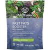 PlantFusion, Fast Fats, активатор, для людей, соблюдающих кетодиету, натуральный вкус, 6.63 oz (188 g)