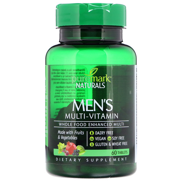 Мужские мультивитамины, 60 таблеток