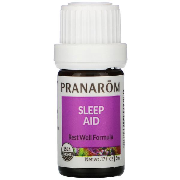 Essential Oil,  Sleep Aid,  .17 fl oz (5 ml)