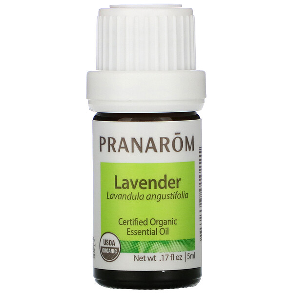Essential Oil, Lavender,  .17 fl oz (5 ml)