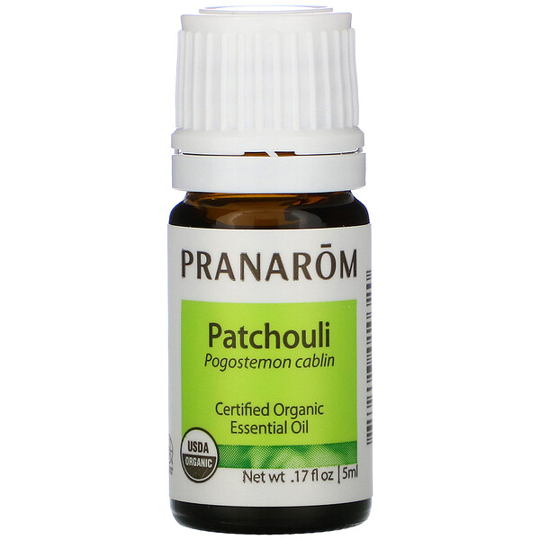 Essential Oil,  Patchouli, 0.17 fl oz (5 ml)